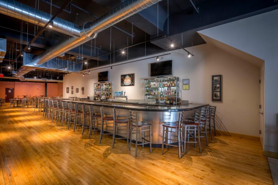 Brewing Company Interior