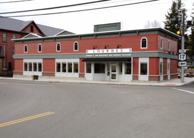 Hancock Primary Care Building
