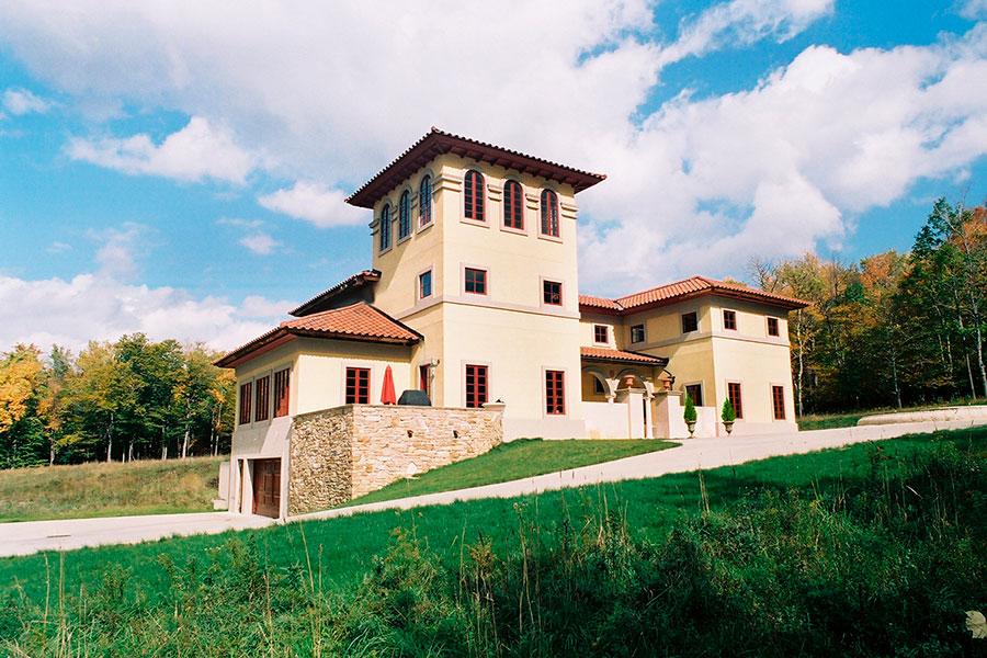 Villa della Campania